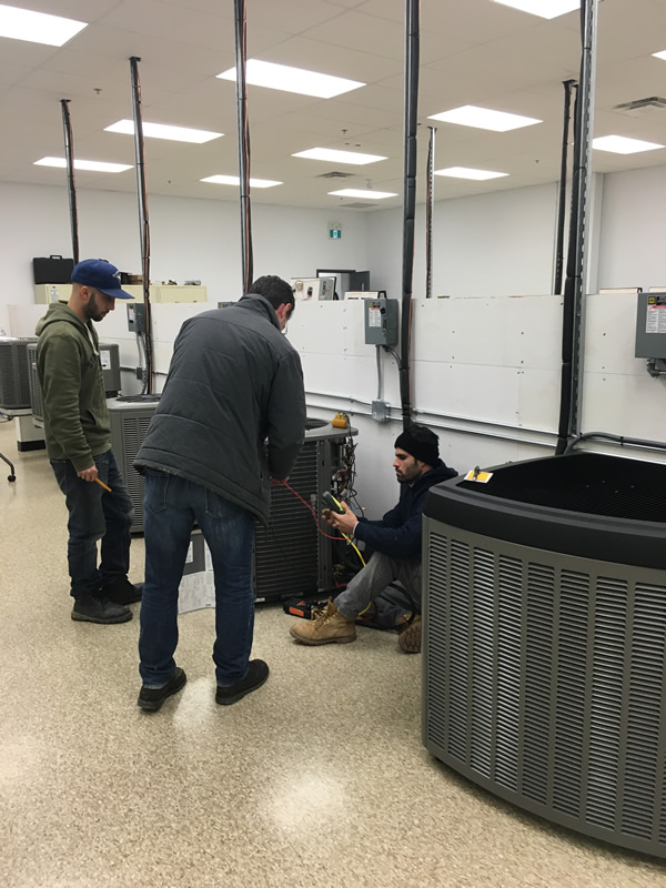 heat pump training imperial energy