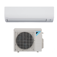 single zone cooling only ductless small