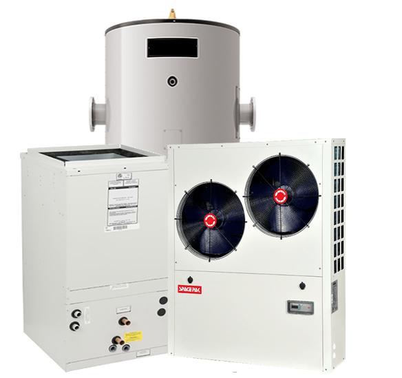 heat pump hydronic
